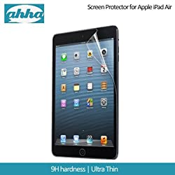 Ahha MonShield Crystal Clear Screen Protector for Apple iPad Air (A-MSAPIPAD5-CL)