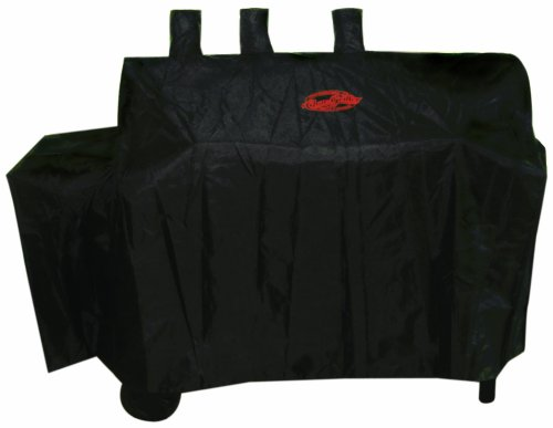 Char-Griller 8080 Grill Cover, Fits Duo 5050 Gas-and-Charcoal Grill