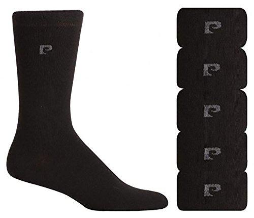 pierre-cardin-mezcla-formal-de-algodon-para-hombre-calcetines-5-pares-tamano-40-45