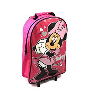 Minnie Mouse Wheeled Bag / Trolley Bag