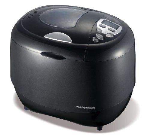 Morphy Richards - Machine Ã� pain 48248 Coolwall Compact - Puissance 600W - Couleur noir