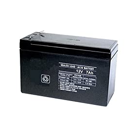 electronics > computers accessories > computer accessories power patrol sla1079 replacement rhino battery electronics electronics