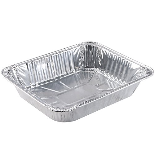 Perfect Stix Foil Pan 11.75-10ct Half Size Steamtable Foil Pans, 11.75