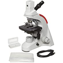 Ken-A-Vision T-19541C Comprehensive Scope 2 with Digital Monocular Compound Microscope, 10× Eyepiece