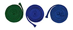 Sri Vaari Lace Multicoloured Polyester Shoe Lace (Pack Of 3)