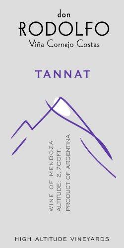 2013 Don Rodolfo Tannat 750 Ml