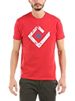 Hot Buttered Camiseta Manga Corta Jump (Rojo)