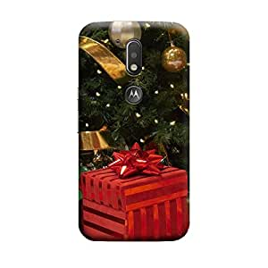 Ebby Premium Printed Mobile Back Case Cover With Full protection For Moto G4 Plus (Designer Case)