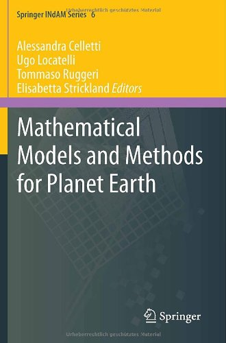Mathematical Models and Methods for Planet Earth (Springer INdAM Series)