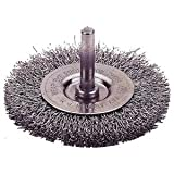 Firepower (FIR1423-2100) Circular Wire Wheel Brush, 1-1/2