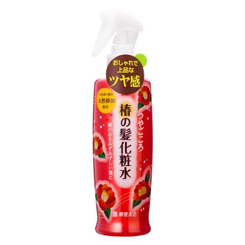 つやごころ 椿の髪化粧水 250ml