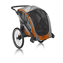 Hot Sale Baby Jogger POD Chassis, Orange/Gray