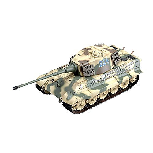Easy-Model-36294-Fertigmodell-Tiger-II-Abt-501