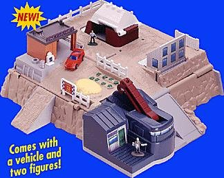Micro Machines Double Takes BOOMTOWN Playset by Galoob - Buy Micro Machines Double Takes BOOMTOWN Playset by Galoob - Purchase Micro Machines Double Takes BOOMTOWN Playset by Galoob (Galoob, Toys & Games,Categories,Play Vehicles,Vehicle Playsets)