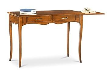 Lo Scrigno Arredamenti, Scrittoio/Scrivania 2 cassetti piano estraibile Classico W531/N