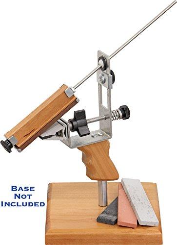 Discover Bargain KME Sharpeners KFS Knife Sharpening System - Standard Stone Kit