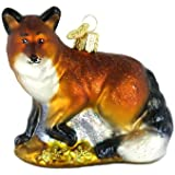 Old World Christmas Red Fox Ornament