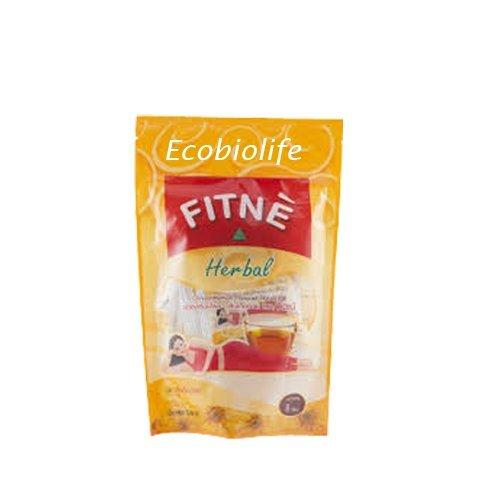 1 Pack X Fitne Herbal Chrysanthemum Flavored Herbal Detox Laxative Slimming Weight Loss 8 Teabags