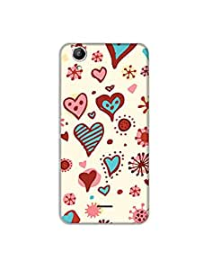 Micromax Canvas Selfie Q345 nkt03 (79) Mobile Case by SSN