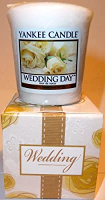 Yankee Candle Wedding Day Votive Candle from Yankee Candle