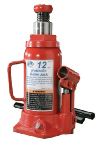 Review ATD Tools 7384 Hydraulic Bottle Jack - 12 Ton Capacity