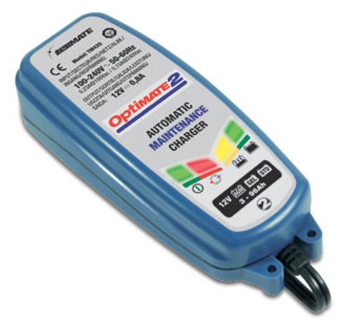 Tecmate Tm-421 'Optimate 2' Charger/Maintainer