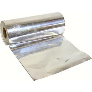 Amazon Com Gift Wrap Paper Bright Silver Christmas