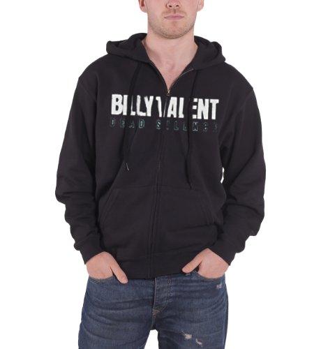 dead-silence-hoodie-jr-xl-billy-talent