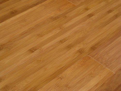 Bamboo Carbonized Horizontal Plank Flooring