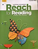 img - for Reach For Reading Grade 4 Practice Book book / textbook / text book
