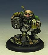 Stonehaven Dwarf Brewmaster Miniature
