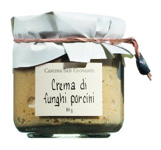 Cascina San Giovanni Steinpilzcreme, 80 g