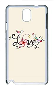 Amazon.com: Samsung Galaxy Note 3 Customized Unique Beautiful Love