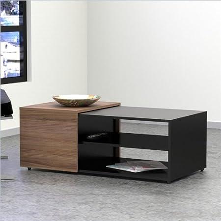 Modern Black Walnut Coffee Table FMP25254