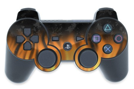 BBQ Design PS3 Playstation 3 Controller Protector Skin Decal Sticker