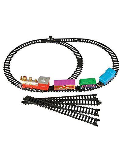 Child's Mini Express Frontier Classic Toy Train Set Costume Accessory