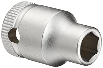"""Wera Zyklop 8790 HMB 3/8"""" Socket, Hex head 5/16"""" x Length 29mm"""