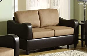 Homelegance Anthony Collection Love Seat
