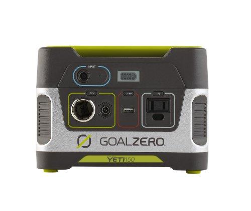 412qS%2BqvUnL. SL500  Goal Zero 22004 Yeti 150 Solar Generator