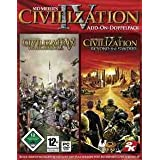 "Sid Meier's Civilization IV: Add-on Doppelpack (Warlords + Beyond the Sword) [Software Pyramide]von ""ak tronic"""