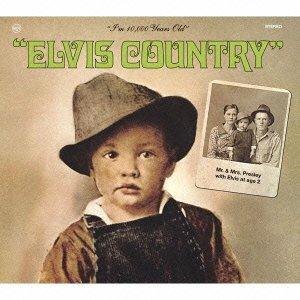 Elvis Presley - I'm 10, 000 Years Old Elvis Country (2CDS) [Japan LTD CD] SICP-3387