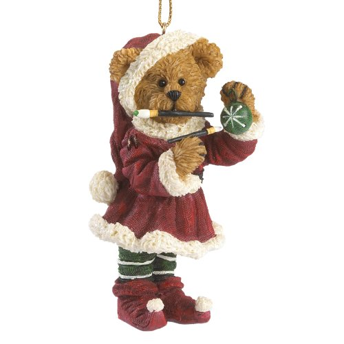 Boyds Resin Ho Elf Painting Ornament