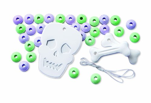 Wilton 2104-0029 Skull Candy Necklace Kit