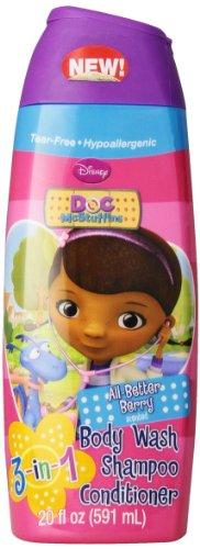 Disney Doc McStuffins 3 In 1 Body Wash, 20 Ounce - 1