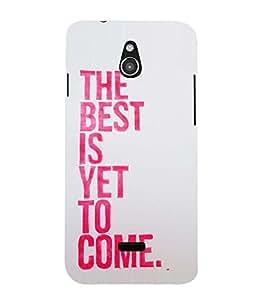 DO UR BEST Designer Back Case Cover for Infocus M2