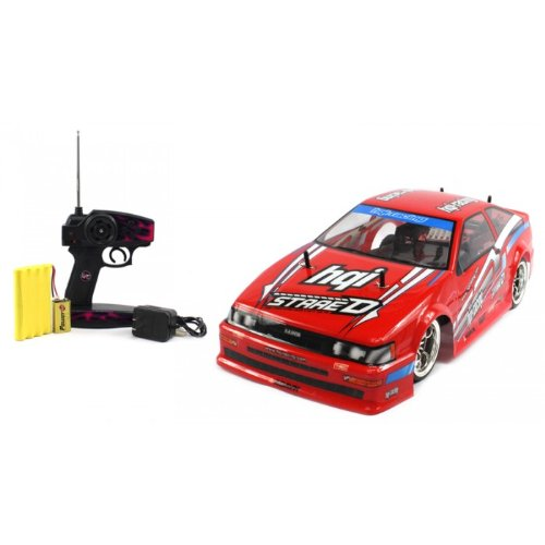 Electric Full Function 1:10 CT Speed Racing Toyota Corolla AE86 10+MPH RTR RC Car (Colors May Vary)  Best Offer
