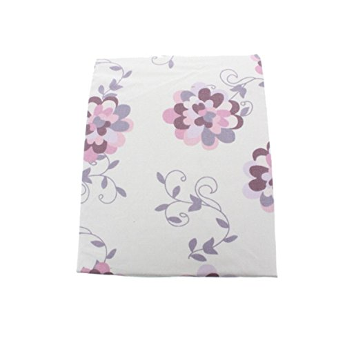 Kids Line Fleur Fitted Sheet - Ecru - 1