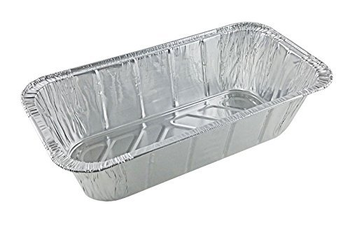 Handi-Foil 1/3 Third-Size Deep Aluminum Foil Steam Table Pan (Pack of 50)