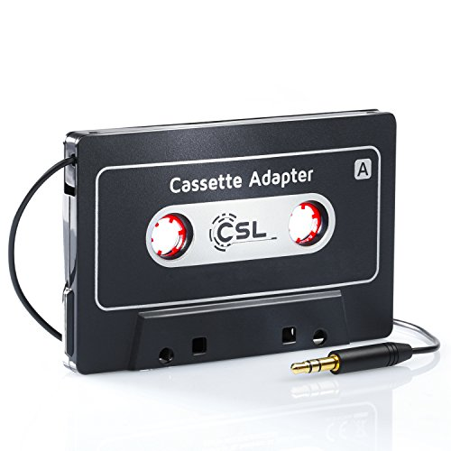 CSL-HQ-Autoradio-Kassetten-Adapter-AUX-KFZ-Autoradio-KFZ-Kassenadapter-Car-audio-cassette-adapter-35-mm-Klinkenbuchse-fr-iPod-iPhone-Discman-mp3-CD-MD-oder-DAT-Player-Handys-Smartphones-Tablet-PCs-sch
