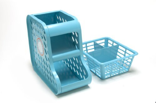PRK Products Clever Organizing Bottle Organizer, Blue